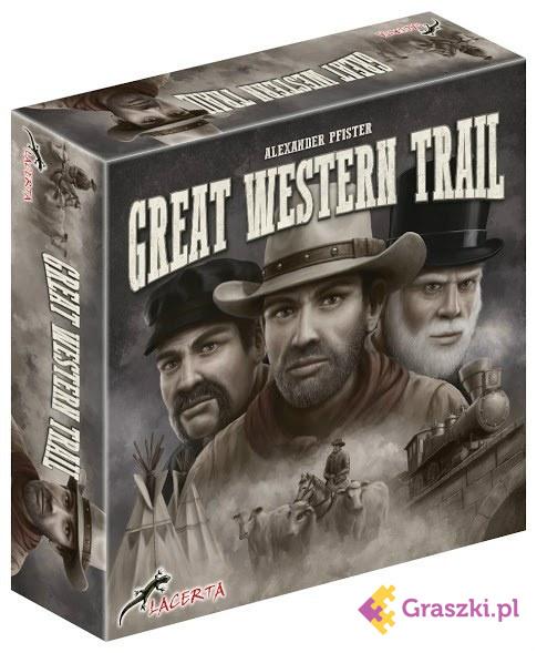 Great Western Trail (PL) USZKODZANA | Lacerta